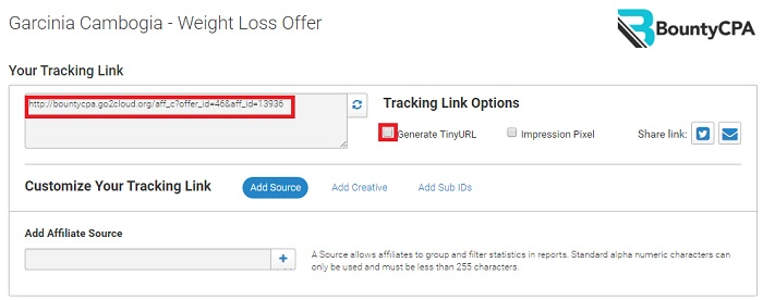 "alt=""weight loss offer tracking code"""